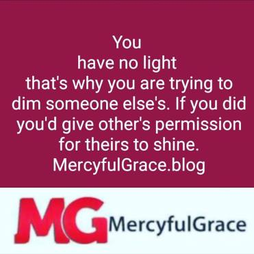 Light - MercyfulGrace.blog